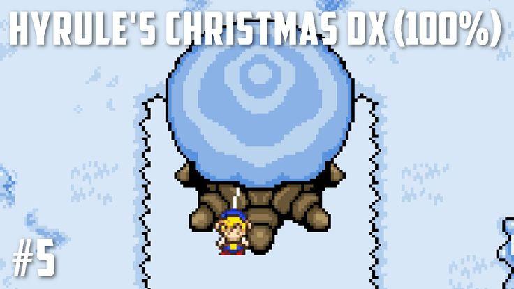 Hyrule's Christmas DX (Zelda Classic) - 5 - サンタクロース