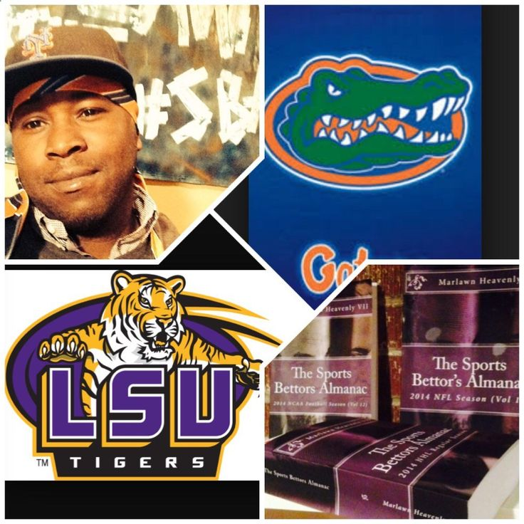 2/21/15 NCAAB Sports Bettors Almanac Update: #Florida #Gators vs #LSU #Tigers (Florida 4)(THIS IS NOT A SPECIAL PICK ) The Sports Bettors Almanac SPORTS BETTING ADVICE On 99% of regular season games ATS including Over/Under 1.) The Sports Bettors Almanac available at www.Amazon.com 2.) Check for updates Marlawn Heavenly VII (SportyNerd@ymail.com) #NFL #MLB #NHL #NBA #NCAAB #NCAAF #LasVegas #Football #Basketball #Baseball #Hockey #SBA #Boxing #Business #Entrepreneur #Investing
