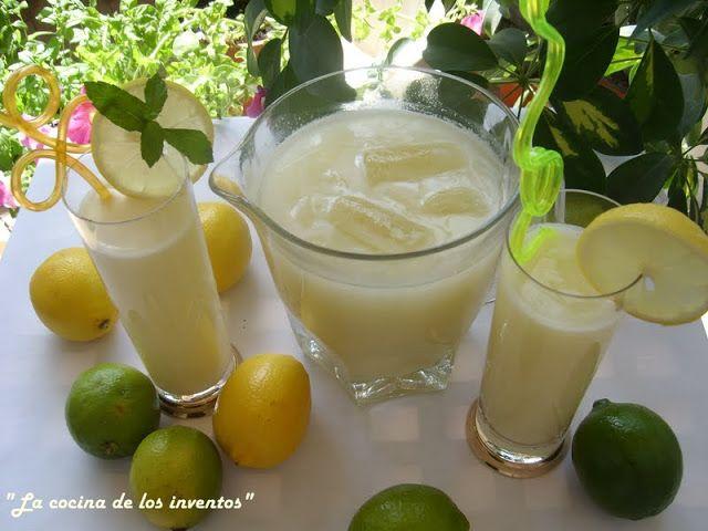 La Cocina de los inventos: Limonada Brasileña