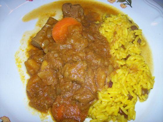 Bo-Kaap Cape Malay Kerrie - South African Cape Malay Curry Recipe - Food.com