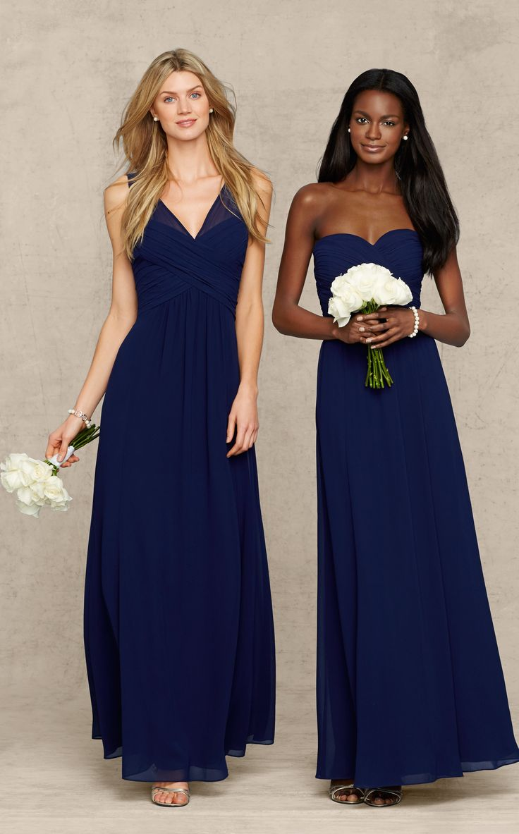 35 best lauren ralph lauren wedding images on pinterest marriage lauren ralph lauren wedding master effortless elegance with bridesmaid dresses in the same color family and varied designs ombrellifo Image collections