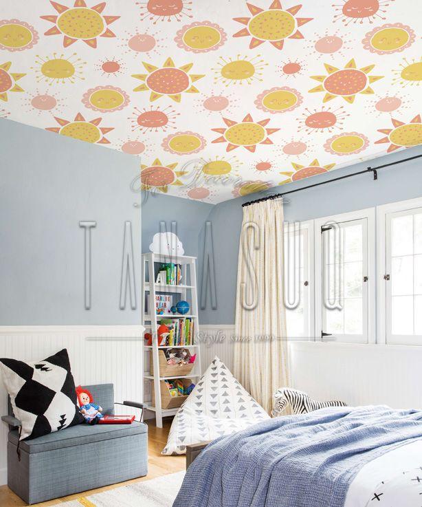 ورق حائط اطفال للاسقف Tanasuq In 2021 Home Decor Living Room Decor Decor