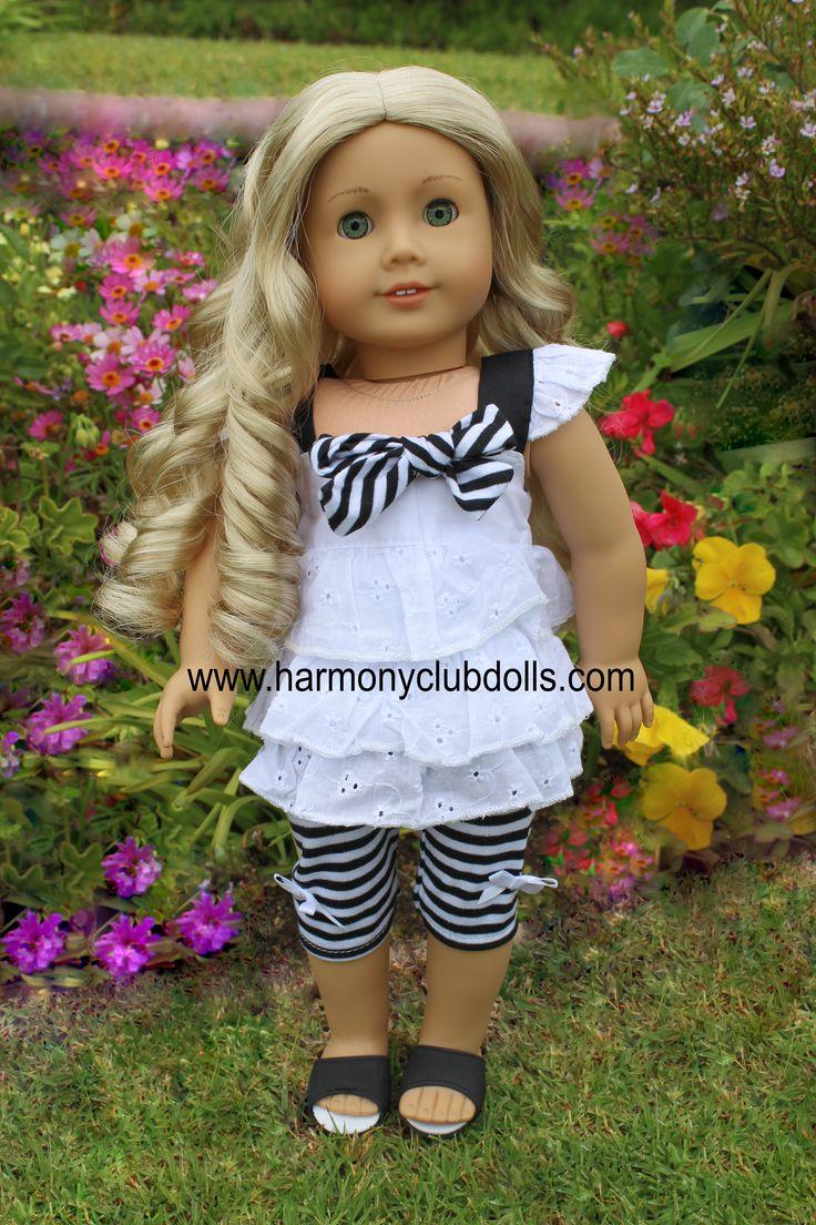 HARMONY CLUB DOLLS 300+ STYLES for American Girl Dolls www.harmonyclubdolls.com