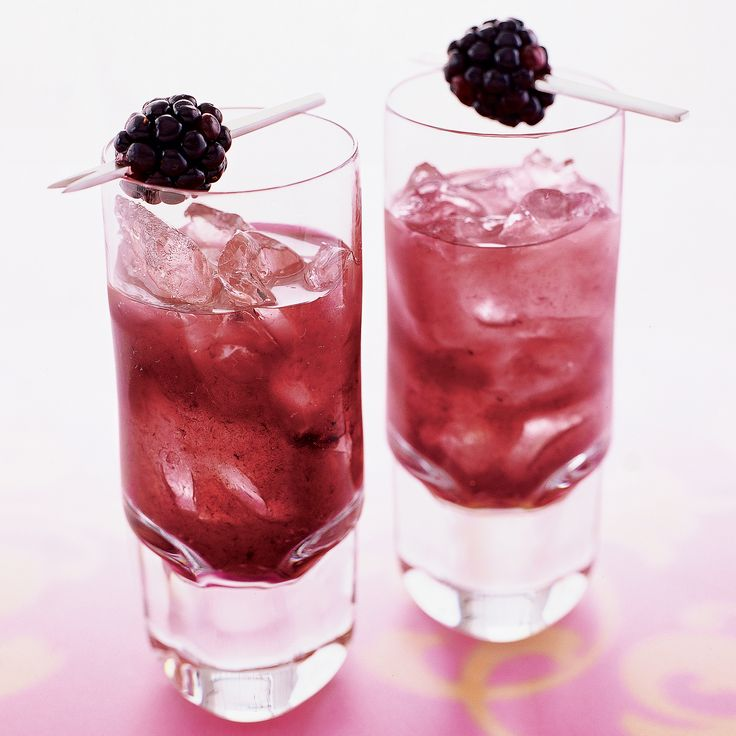 Blackberry-Mint Margarita |     Many of the fruits used in the Hungry Cat's cocktails are stored in steamer-clam buckets atop the bar--a nod to the seafood-heavy menu, and to chef David Lentz's Chesapeake Bay area upbringing.      |  Food & Wine