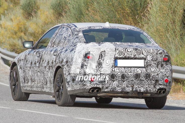 BMW Série 5 : deux hybrides rechargeables dès 2017