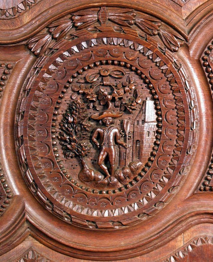 176 best images about armoire normande on pinterest - Armoire normande de mariage ...