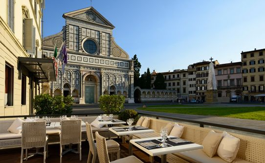 Grand Hotel Minerva Florence, Tuscany, Italy #cbcollection