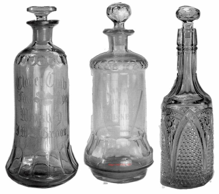 Dating antique decanters