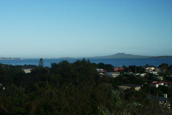 Panoramic views of the Waitemata. in Maraetai, Manukau City | Bookabach