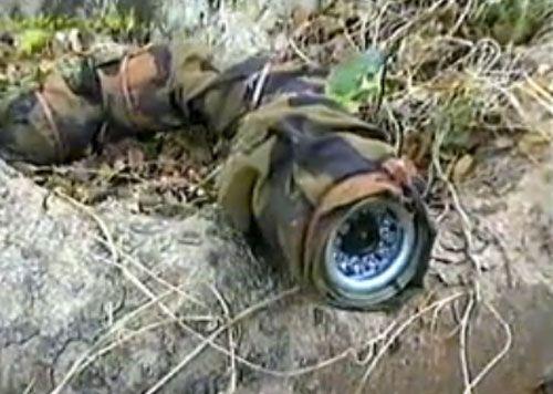 Snake robot spy camera