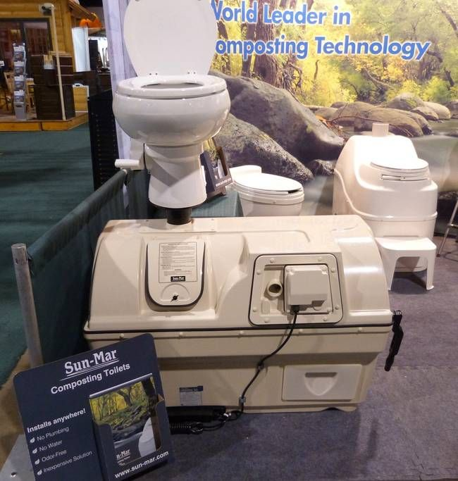 Urban compost toilet for your home