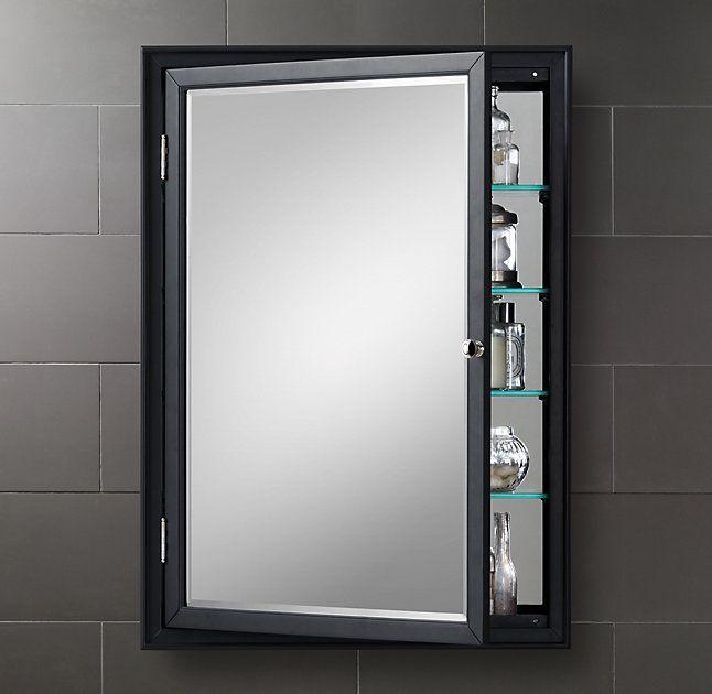 Best 25 Large Medicine Cabinet Ideas On Pinterest Small Bathroom Cabinets Bathroom Mirror