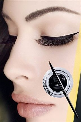 Kadın Maybelline New York Dayanıklı Siyah Eyeliner - Eyestudio Lasting Drama Gel Eyeliner 24h 01 Intense Black || Dayanıklı Siyah Eyeliner - Eyestudio Lasting Drama Gel Eyeliner 24H 01 Intense Black Maybelline New York Unisex                        http://www.1001stil.com/urun/4125578/maybelline-new-york-dayanikli-siyah-eyeliner-eyestudio-lasting-drama-gel-eyeliner-24h-01-intense-black.html?utm_campaign=Trendyol&utm_source=pinterest
