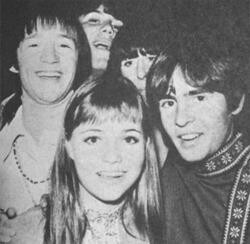 The Monkees and Sally Field.