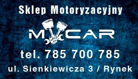 Sklep Motoryzacyjny Głogów Małopolski