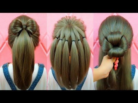 TOP 35 Amazing Hairstyles Tutorials Compilation | 2018 - YouTube