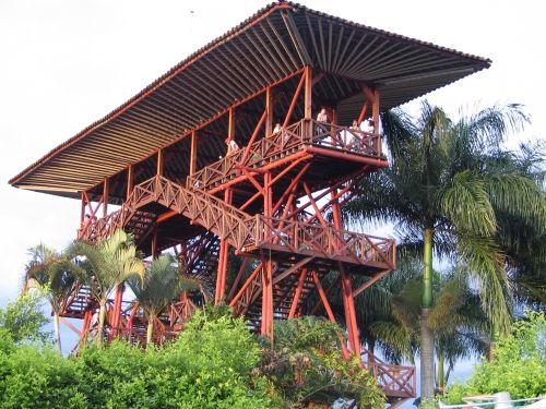 Parque Nacional del Café - Quindio - Colombia