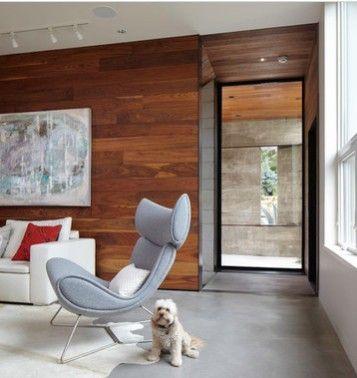 Oltre 10 fantastiche idee su pareti in legno su pinterest - Parete interna in legno ...