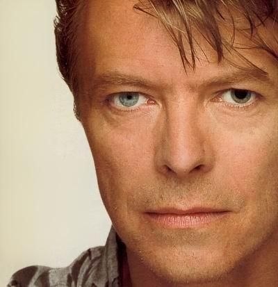 David Bowie. This man only improves with age.