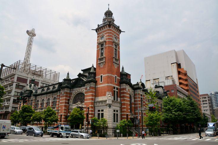街角風景... 横浜港開港記念会館「ジャックの塔」 by Hwa