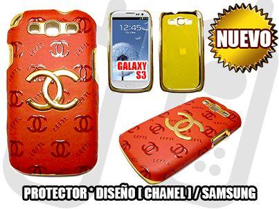 *NUEVO*- PROTECTOR + DISEÑO [ GUCCI ] PARA SAMSUNG GALAXY S3 / DISEÑO & ORO - SOLO EN MGWIRELESS!!!  http://mgwireless.com/