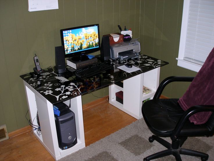 Cool Diy Computer Desks Ideas 611318 Desk Design