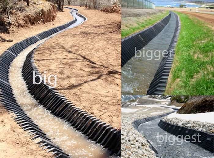 Smart ditch pinteres for Outdoor drainage solutions