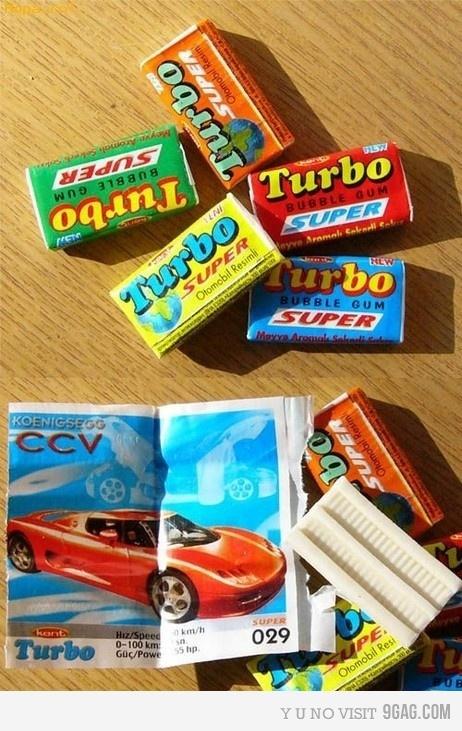 turbo gums