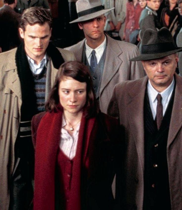 "572 Likes, 5 Comments - WWII MOVIES (@ww2_movies) on Instagram: ""Like and Follow for more! Sophie Scholl. (2005)  starring Julia Jentsch.  Julia Jentsch  said that…"""