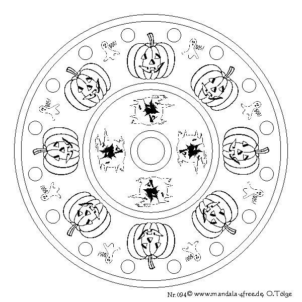 108 best Mandala\'s images on Pinterest | Coloring pages, Mandalas ...