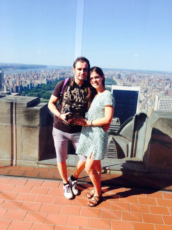 Gemma in #NewYork ;)