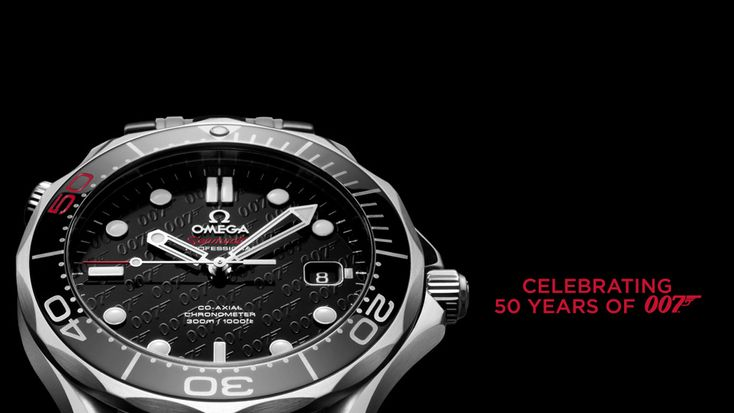 I want one of these SOOOO bad!!! OMEGA Watches: Diver 300 M