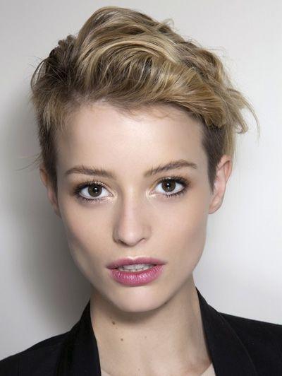 Short Hair Trend Spring 2014 Elle Nl Boyish Haircut