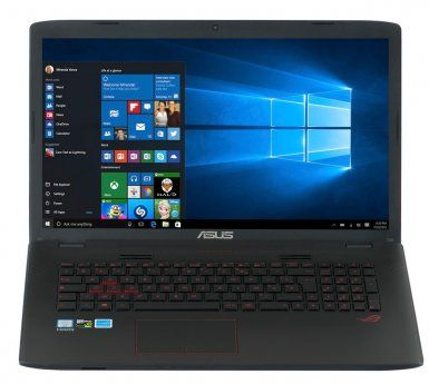 PC portable Asus ROG GL752VW-T4005T