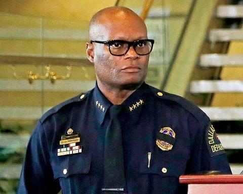 David Brown - Dallas Police Chief