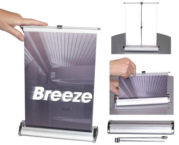 Breeze the 'Desktop' Roller Banner