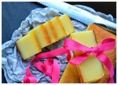 Indonesian Medan Food: Bika Ubi Spesial ( Enrich Cassava Cake)