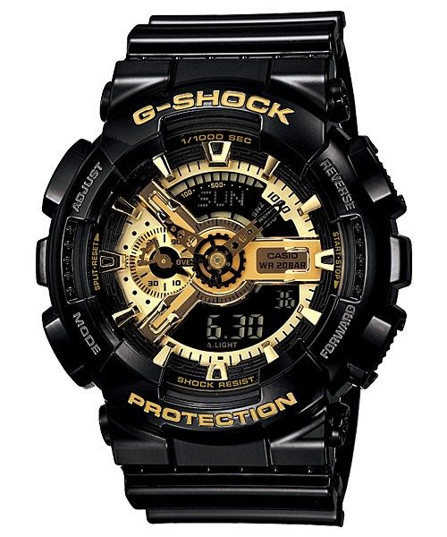 Casio G-Shock Gold - GA-110GB-1AER