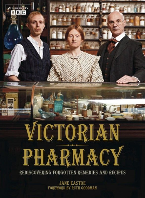 'Victorian Pharmacy' (2010) Historical documentary that looks at life in the 19th c. & how people attempted to cure common ailments. Recreates a Victorian pharmacy & since some of the ingredients of Victorian remedies are now either illegal or known to be dangerous, Nick Barber often uses his modern pharmaceutical knowledge to produce similar products without those ingredients. As the Industrial Revolution spread through Britain,so did breathing related illnesses, due to the thick smoke…