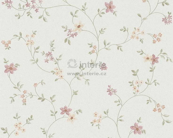 93770-1 tapety na zeď Fleuri Pastel 937701 : Interie