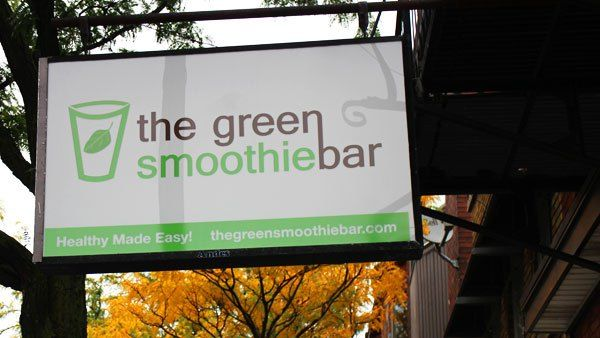 hamilton small fries   The Green Smoothie Bar Hamilton, ON   #HamOnt