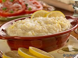 Not only is this Lemon Parmesan Risotto restaurant-worthy, but it's so easy to make, you'll wonder why you've waited so long to tackle risotto in your own kitchen. Bring some Italian flavor to your dinner table with this mouthwatering side dish tonight!