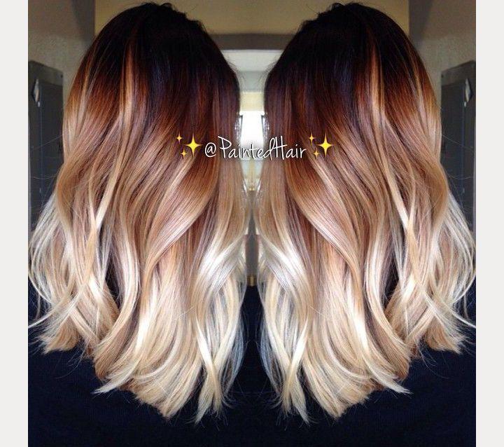 hair ombre - Pesquisa Google