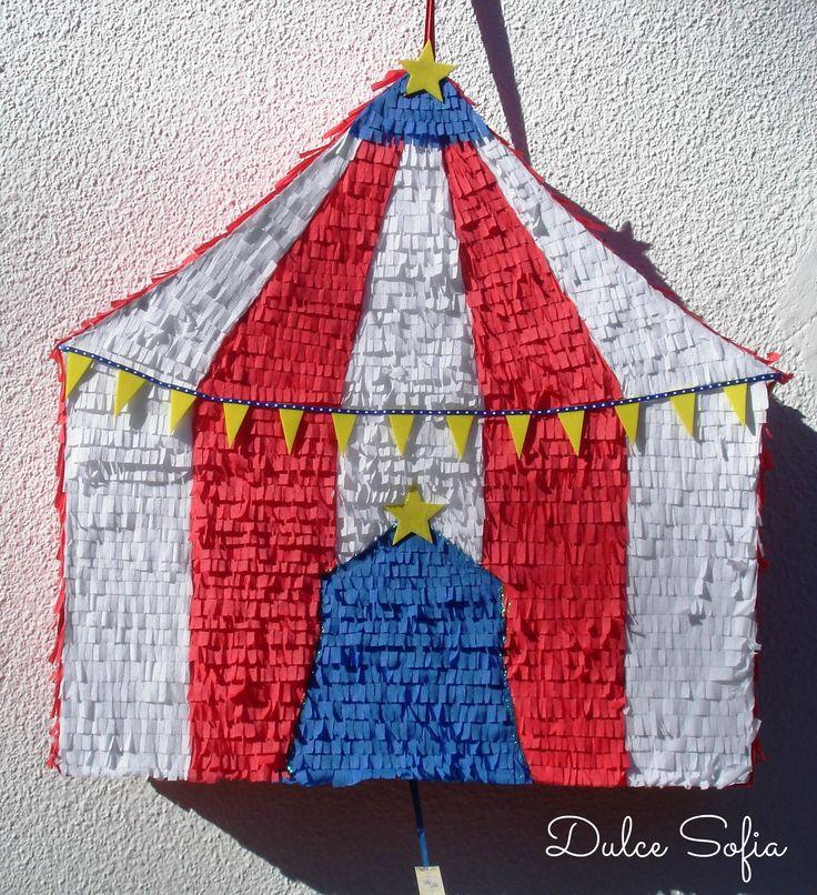 """Piñata """"Circo"""""""