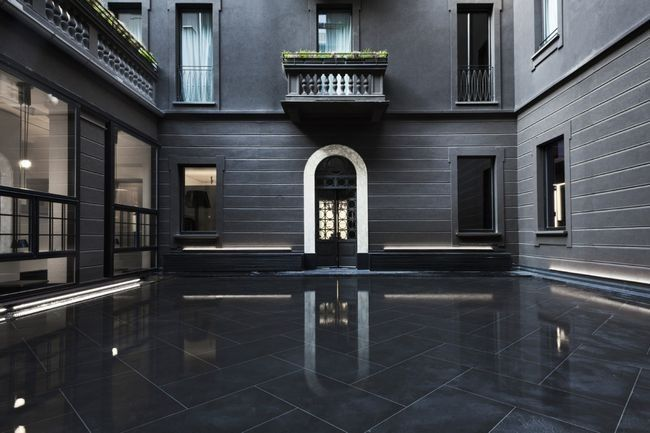 Luxe hotel tour: Senato Hotel Milano - Vogue Living