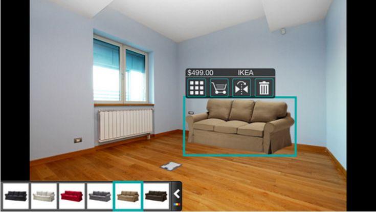 Teknologi kan faktisk være svaret på dine indretningsproblemer. Find masser af boliginspiration, og få hjælp fra eksperter med disse apps