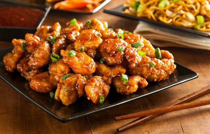 This Guiltless Crispy Orange Chicken Is Surprisingly Easy To Make And Will Leave Your Guests Wanting More