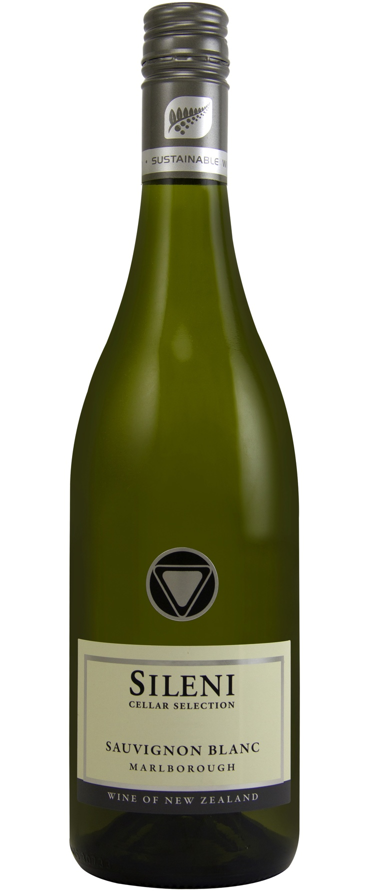 Sileni Estates Sauvignon Blanc  Ripe tropical gooseberry and passionfruit flavors with a zippy finish.