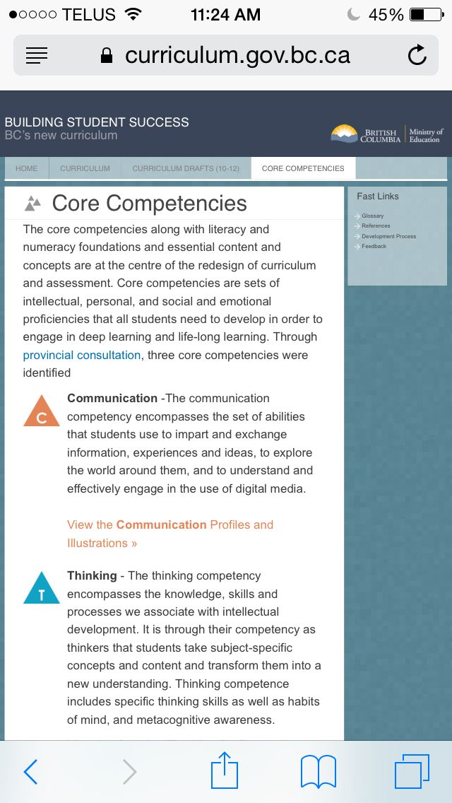 12 best new bc curriculum images on pinterest