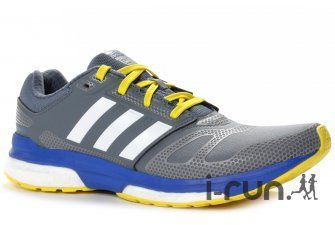 adidas Revenge Boost 2 Techfit M pas cher - Chaussures homme running Route